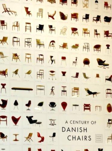 デンマークのポスター  A Century of Danish Chairs