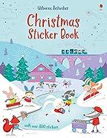 Christmas Sticker Book (Sticker Books)