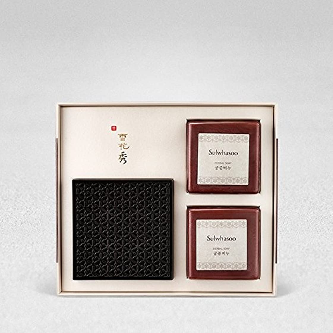 通り抜ける望ましい同様のSulwhasoo Goong-Joong Soap 100gx2ea K-beauty[並行輸入品]