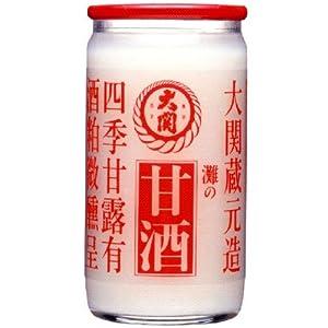 大関 甘酒 190g×30本