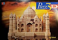 Puzz 3D Taj Mahal 1077 Pieces [並行輸入品]