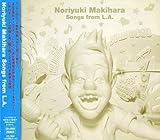 Noriyuki Makihara Songs from L.A.(DVD付) 画像