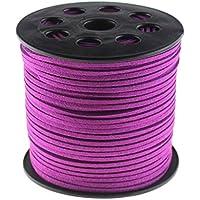kowaku 3mm 100yards Velvet Cord String Rope