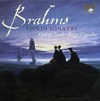 Brahms: Violin Sonatas by Gyorgy Pauk (2009-08-01)