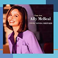 Songs From Ally McBeal Featuring Vonda Shepard (Television Series) by Vonda Shepard (1998-05-03)