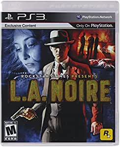 L.A.Noire (輸入版) (特典なし)
