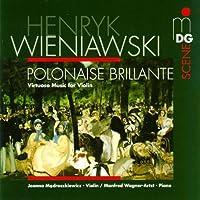 Polonaise Brillante by WIENIAWSKI (1999-04-13)