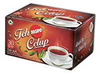 Sosro teh celup紅茶、2.1オズ
