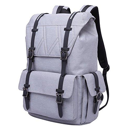 LUXUR パソコンバックパック 旅行 ビジネスバックパック 大容量 多機能 バックパック デイバック 通学通勤 PC収納バッグ