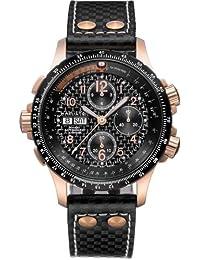 HAMILTON(ハミルトン) 腕時計 Khaki Aviation X-Wind Auto Chrono(カーキアビエーション Xウィンドオートクロノ) H77696793 メンズ