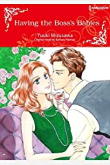 Having The Boss's Babies: Harlequin Comics Kindle Edition