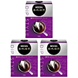 【まとめ買い】ネスカフェ 香味焙煎 鮮やかルウェンゾリ ブレンド Dip Style 5P×3箱