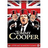 Tommy Cooper Collection - 6-DVD Box Set ( Tommy Cooper Does Hamlet / Tommy Cooper Goes To Work / Tommy Cooper And The War / Tommy Cooper Causes Trouble / Tommy Coopers Horror Show / Tommy Cooper Does Magic / Tommy Coopers Kitchen / Tommy Co by John Comer