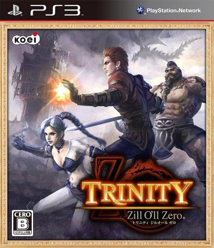 トリニティ ジルオール ゼロ(通常版) - PS3の詳細を見る