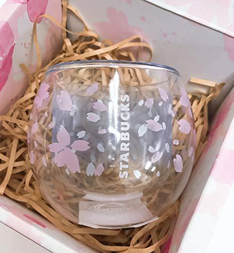 STARBUCKS スターバックス スタバ グラス コップ 食器 ロゴ サクラ 桜 さくら 花びら 花弁 スプリングギフ...