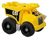フィッシャープライス 1才からのメガブロック CATダンプトラック 25ピース DCJ86