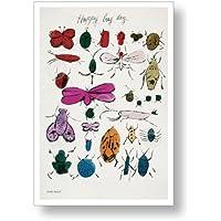 アンディ?ウォーホル Andy Warhol: Happy Bug Day, 1954 アートポスター