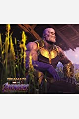 The Road to Marvel's Avengers 4 - The Art of the Marvel Cinematic Universe Hardcover