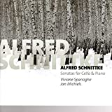 Alfred Schnittke: Sonatas for Cello & Piano