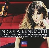 Tchaikovsky & Bruch: Violin Concertos by Nicola Benedetti (2011-02-22)