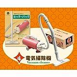 日立のなつかし昭和家電 [4.電気掃除機(「ヒッターバック」R-H15C)](単品)