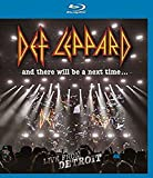 & There Will Be a Next Time: Live From Detroit [Blu-ray] [Import]