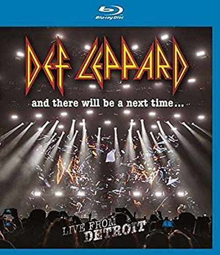 Def Leppard – And there will be a next time… Live from Detroit (2017) Blu-ray 1080i AVC DTS-HD MA 5.1 + BDRip 1080p