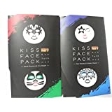 KISSフェイスパックセット KISS FACE PACK / ジーン ? シモンズ ポール ? スタンレー エリック ? シンガー トミー ? セイヤー セット