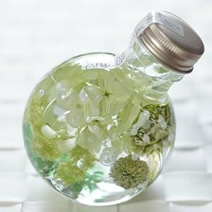 ハーバリウム 丸ボトル (クリアグリーン)の関連商品1