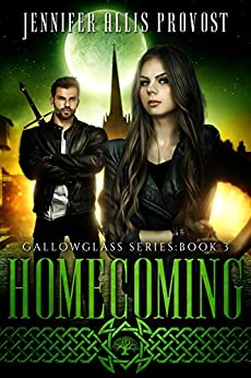 Homecoming (Gallowglass Book 3) by [Allis Provost, Jennifer]