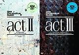 actII III(合併号)【初回生産限定盤】 [DVD]/