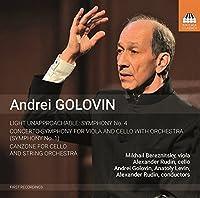 Andrei Golovin: Orchestral Works by Alexander Rudin