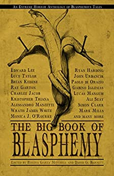 The Big Book of Blasphemy by [Mitchell, Regina]