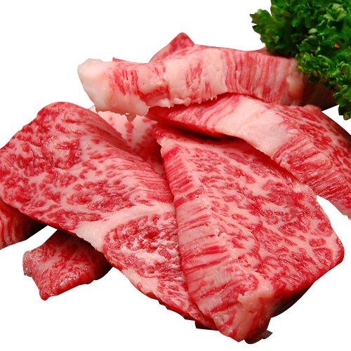 米沢牛カルビ 焼き肉用 1kg