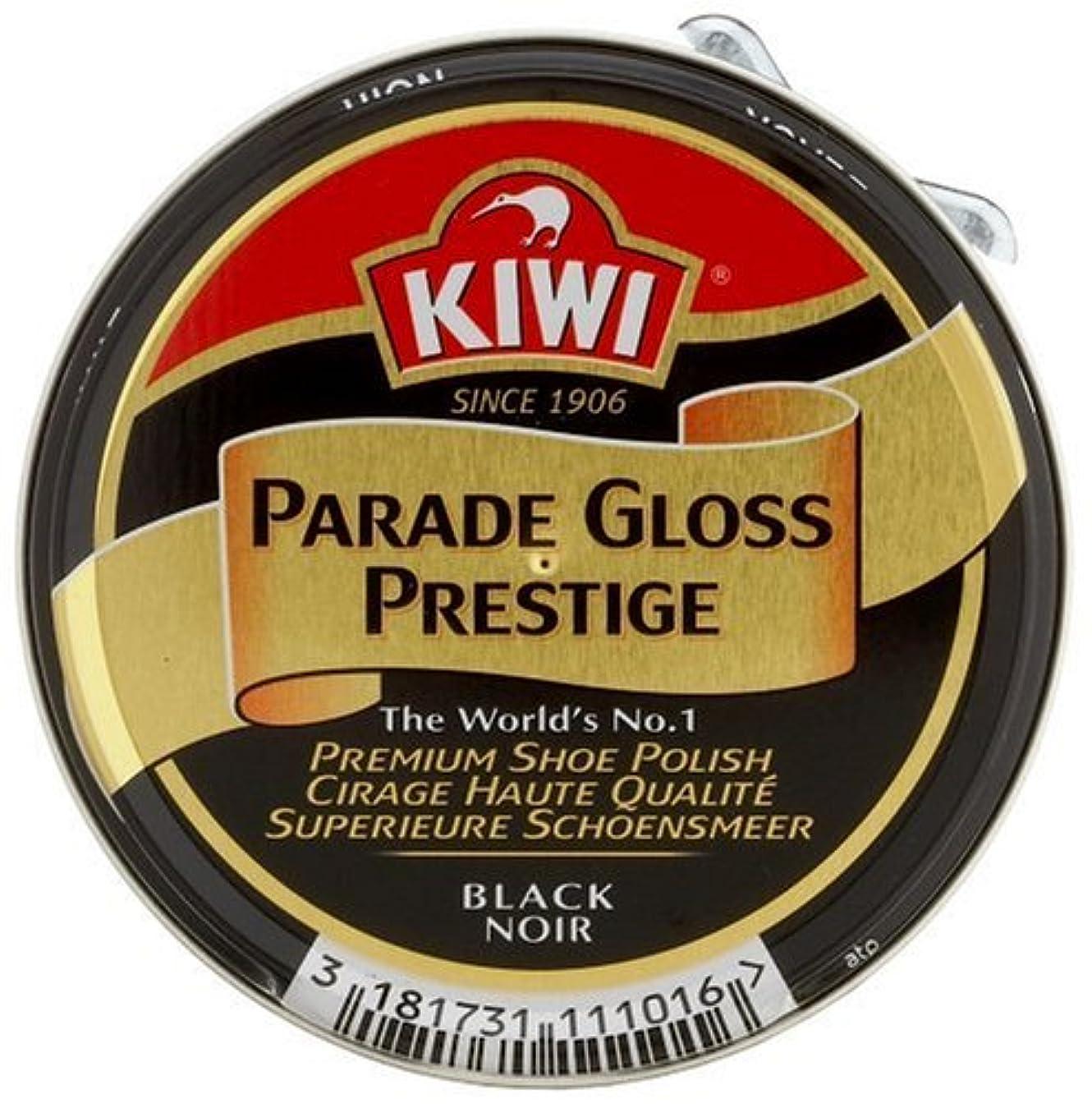 納税者ストラップ指導するキィウイ パレードグロス 黒 50ML
