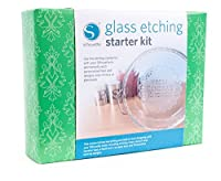 シルエット ガラス エッチング スターター キット-