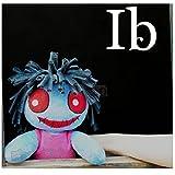 AD230 Ib - イヴギャリー部屋にある青いぬいぐるみ 風 萌え萌えぬいぐるみ コスプレ小物