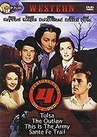 4-Movie Western Pack [DVD] [Import]