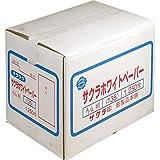 コピー用紙 サクラホワイトペーパー A4判特厚口135kg(250枚×5冊)No.135-A4