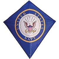 In the Breeze U.S. Navy Diamond Kite, 28-Inch [並行輸入品]