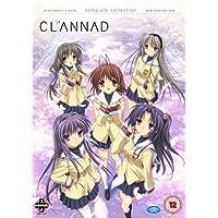 CLANNAD -クラナド- 第1期 コンプリート DVD-BOX (全24話, 592分) 京都アニメーション アニメ