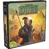 ホビージャパン 世界の七不思議デュエル (7 Wonders: Duel) 多言語版 (2人用 30分 10才以上向け) ボードゲーム