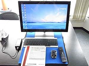 富士通 デスクトップパソコン FMV ESPRIMO FHシリーズ(Office Home and Business 2013) FMVF78LDB