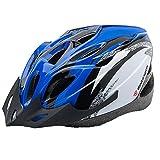 ROBESBON サングラス&自転車ヘルメット 18穴ベンチレーションで通気性 快適 軽量サイクルヘルメットと人間工学デザイン スポーツサングラスのセット【並行輸入品】