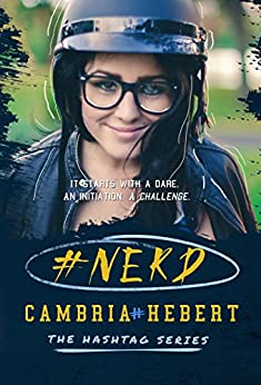 #Nerd (Hashtag Series Book 1) by [Hebert, Cambria]