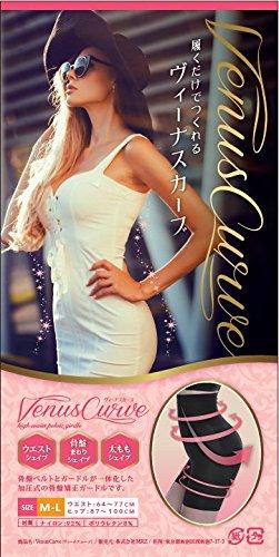 【公式】Venus Carve(ヴィーナスカーブ)-加圧型骨盤矯正ガードル-【M-Lサイズ】
