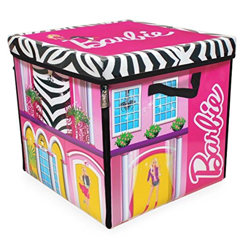 Neat-Oh! Barbie ZipBin 40 Doll Dream House Toy Box & Playmat [並行輸入品]