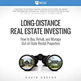 Long-Distance Real Estate Investing: How to Buy, Rehab, and Manage Out-of-State Rental Properties 画像