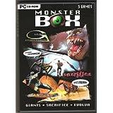 Monster Box (3 Games in 1) Sacrifice, Evolva & Giants : Citizen Kabuto (輸入版)