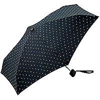 ワールドパーティー(Wpc.) キウ(KiU) 雨傘 折りたたみ傘  ブラック 黒  47cm  レディース メンズ ユニセックス K31-039